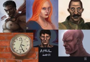 Compilation of 2011 - April by Brainiday