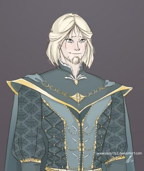 Zanden by YarArts2