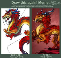 DRAW THIS AGAIN FEAT. THE LEGEND by AriiKnave