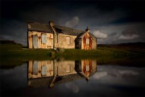 Early Morning light Scotland by TonyD3