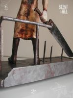Pyramid Head. The firsts Pictures 6 by RogerPereira