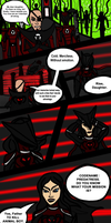 RISE OF THE HUNT- DU INTRO COMIC by 127thlegion