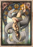 CS - Rose Art Nouveau by Hedrick-CS