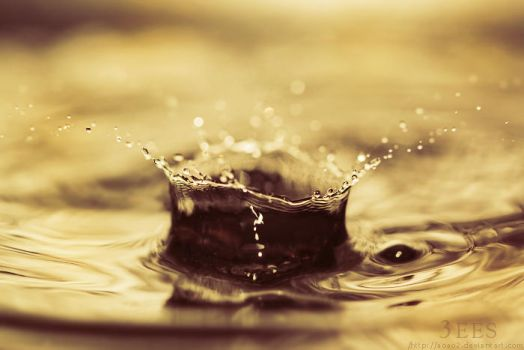 Water explosion ... by aoao2