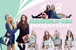 renderpack#3|Jungsis by wonderca