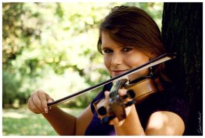 Violinist 2 by abus
