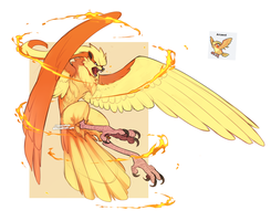 PokeFusion:: Arcaeot by CookieHana