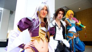 Dissidia by Flying-Fox