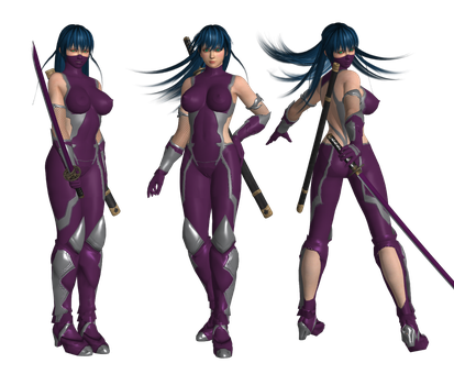 Asagi Igawa ReVised Preview by SSPD077 by faytrobertson