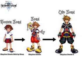 Kingdom Hearts:Sora by WeapondesignerDawe