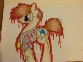 Hunger Games MLP Mitch by Mineaime
