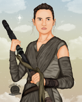 Rey by Blackmoonrose13