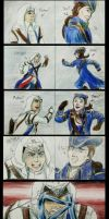 Assassin's Creed 3: Reunion by The-Itchy-Bird