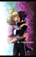 I'm In Heaven (When You Kiss Me) by BreakingSasuke