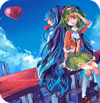 Together (Vocaloid) by KyouKaraa