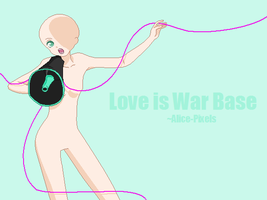 .:Love is War Base:. by Alice-Pixels