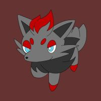 Zorua on MMFP by LuxiotheEchidna