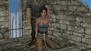 TR 2013 How to secure Lara 07 by honkus2