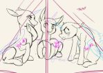 YCH Closed :: Secrets and Gossip by Renciel