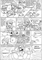 Kirby Princess of Dream Land comic Page-16 by Deitz94