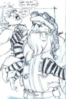 Santa Claws by Bardsville