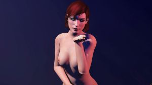 Awesome FemShep by Rescraft