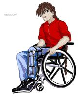Duo wheelchair by kracken