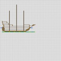 another ship idea cross section WiP by ColtCoyote