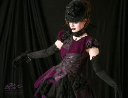 Unrefined Purple Metamorphose by neoqueenhoneybee