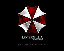 Umbrella Corp. by Bjork4ever