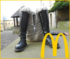 APH McDonald's by voxor