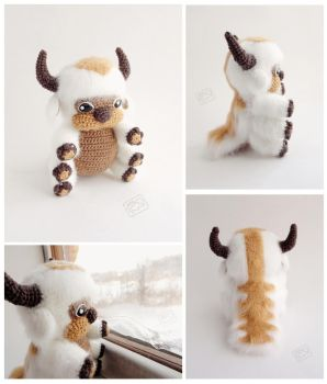 Appa by theAmigurumer