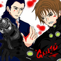 Gantz by besessenheit