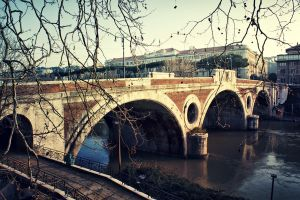 Ponte Giacomo Matteotti by caie143