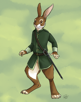Long Patrol Hare by twapa