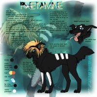 phetamine ref sheet by freckledoe