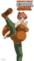 The Unbeatable Squirrel Girl by SirWiggles