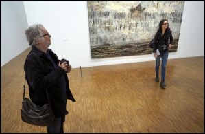 Anselm Kiefer Exhibition - 3 by SUDOR