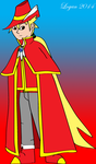 Logan - Red Mage by RPD490