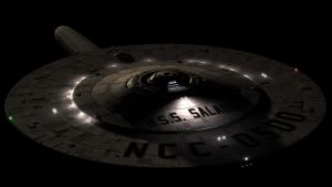 USS Saladin Hull Lighting 2 by 2753Productions