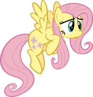 Fluttershy Doubt by RelaxingOnTheMoon
