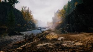 The Stream by lupusmagus