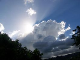 clouds by starimus