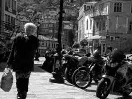 Street photography (Bulgaria) by metallic-heart