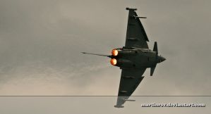 Eurofighter Typhoon by martinrsv