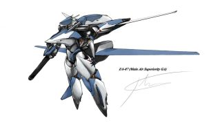 I/A-07 blue by hhello