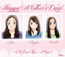 Happy Mother's Day 2012 by shock777