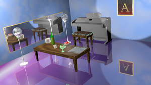 Blender Table IT Project by DefectiveDre