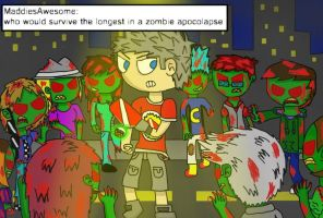 Question 29. Zombie Attack by Ask-TheBots
