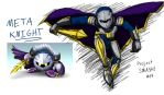 Project SMASH - Meta Knight by Krowjak